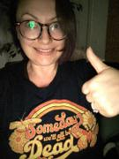 Boredwalk Women's Someday We'll All Be Dead T-Shirt Review