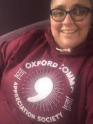 Boredwalk Oxford Comma Appreciation Society Unisex Hoodie Review
