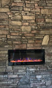 touchstonehomeproducts.com Sideline 50 80004 50 Recessed Electric Fireplace Review