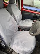 Turtle Covers Citroen Nemo Van 2008 Onwards Front Pair of Seat Covers Review