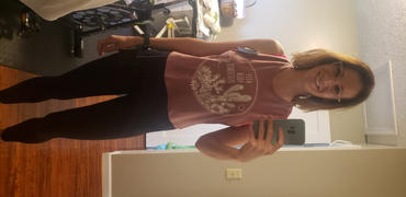 Senita Athletics Keep Your Distance Cropped Tank - Mauvelous Review