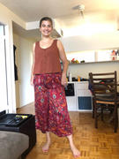 TAMGA Designs Lillie Cropped Pants Review