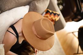 12th Tribe Lack of Color Teak Rancher Fedora Hat Review