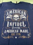 Eagle Six Gear Genuine American Infidel T-Shirt Review