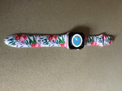 OzStraps Themed Silicone Apple Watch Band Review