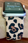 OzStraps Leopard Silicone Apple Watch Band Review