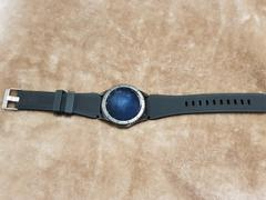 OzStraps Black Silicone Samsung Gear S3 Band Review
