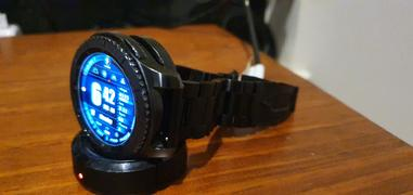 OzStraps Black Stainless Steel Samsung Gear S3 Band Review