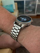 OzStraps Silver Milanese Loop Samsung Gear S3 Band Review