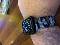 OzStraps Camouflage Milanese Loop Apple Watch Band Review