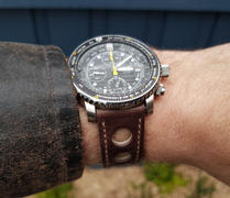 The Sydney Strap Co. ESPANOL DAYTONA VINTAGE BROWN Review