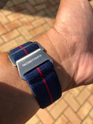 The Sydney Strap Co. SPECIAL OPS - NAVY & RED Review