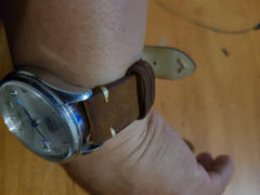 The Sydney Strap Co. THE KENSINGTON BROWN Review