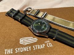 The Sydney Strap Co. Watch Roll - Tan Felt Review