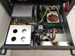 X-Case.co.uk Ltd RackPc Chassis  D214 2u Short Rackmount Case With Dual 5.25 Bays USB 3 Review