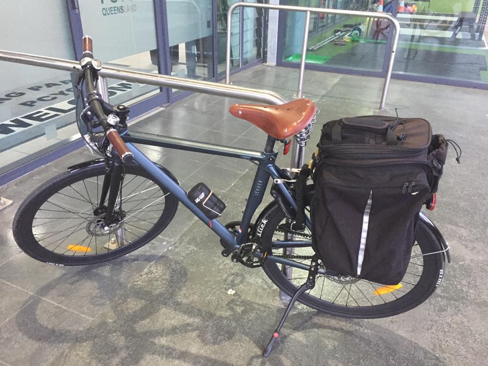 Topeak Rx Trunkbag Dxp With Rigid Molded /& Panels