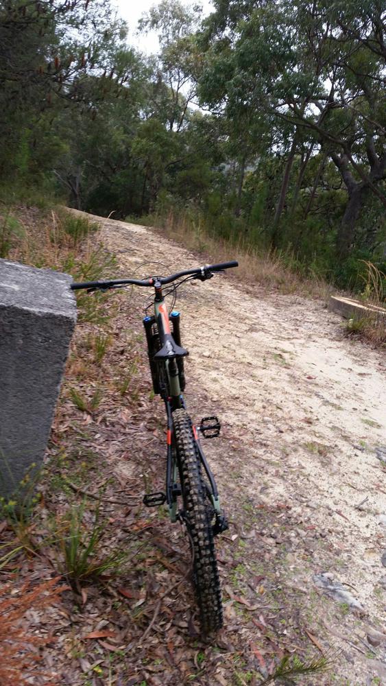 Polygon Siskiu N9 Dual Suspension Mountain Bike