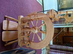 Paradise Fibers Ashford Traveller Spinning Wheel Review
