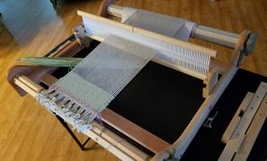 Paradise Fibers Ashford Rigid Heddle Looms Review