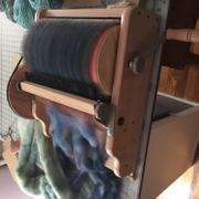 Paradise Fibers Ashford Wide Drum Carder Review