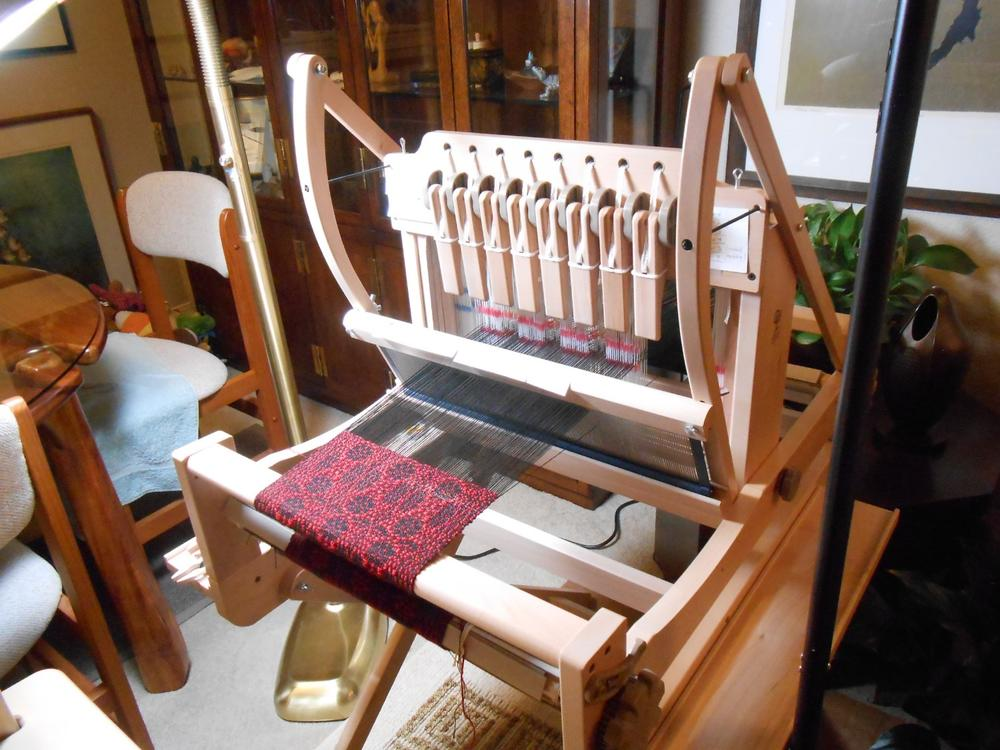 Ashford Folding Table Looms
