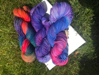 Paradise Fibers Country Classics Dyes Review