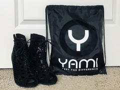 Yami Dance Shoes CELIA BLACK Review