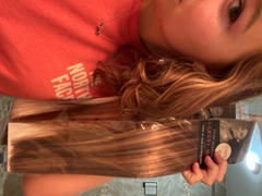 AmazingBeautyHair Tape In Hair Extension Rooted Highlights RP3-6/12 Review