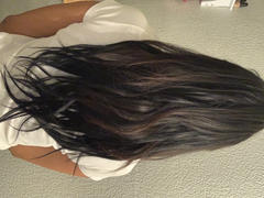AmazingBeautyHair 160g Jet Black 1# Clip In Hair Extensions 20 Review