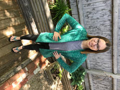 Svaha USA Birdacious Bevy Burnout Cardigan Review