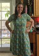 Svaha USA Save Our Marsupial Friends Katherine Dress Review