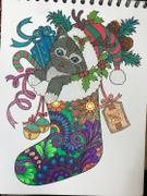 ColorIt Coloring Books A Colorful Christmas Illustrated By Hasby Mubarok Review