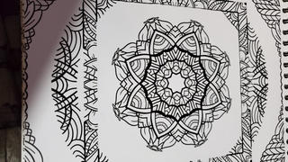 ColorIt Coloring Books Mandalas To Color Volume III Illustrated by Jackielou Pareja and Patrick Bucoy Review