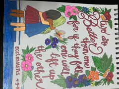 ColorIt Coloring Books Colorful Scriptures Illustrated By Terbit Basuki Review