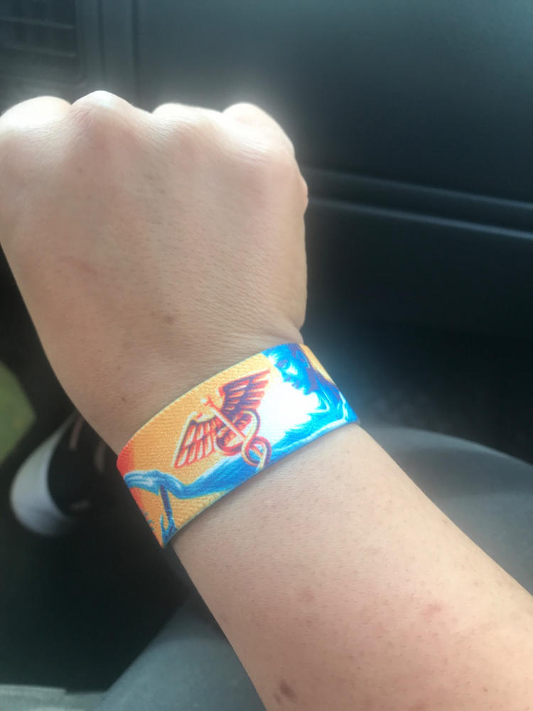 ZOX Straps GIVE LIFE Medium Size