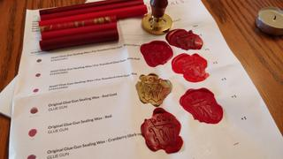 LetterSeals.com Jewel Glue Gun Sealing Wax | For Standard Glue Gun Review