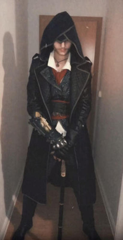 Uwowo Jacob Frye Cosplay Assassin S Creed Syndicate Assassin