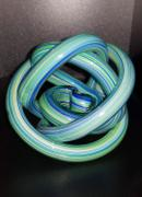 The Chic Nest Endless Knot Blue Green Review