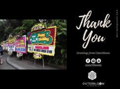 Outerbloom Florist Golden Toast Jabodetabek Review