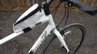 RAREFORM Hamilton Top Tube Bag Review