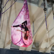 Uplift Active Printed Aerial Silks Fabric Only Review