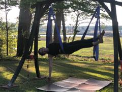 Uplift Active Yoga Swing with Handles Review