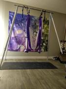 Uplift Active Extended Sizes Yoga Hammock + Rigging Equipment Review