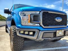 F150LEDs.com 2017 - 2020 Raptor Spartan Series CREE LED Fog Lights Review
