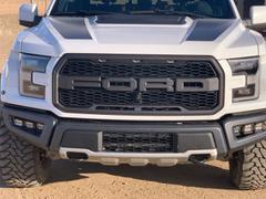F150LEDs.com 2017 - 2020 F150 Raptor PALADIN Curved CREE XTE LED Lower Intake Bar System Review