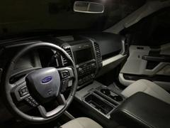F150LEDs.com 2015 - 2020 F150 Front Interior LED Map Lights Review