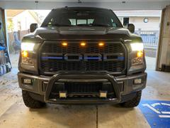 F150LEDs.com 2015 - 2020 F150 CREE FRONT RUNNING & BLINKER LIGHTS Review
