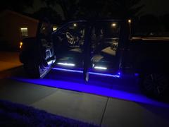 F150LEDs.com 2015 - 2020 Premier Lighted LED Door Sill Light Kit Review