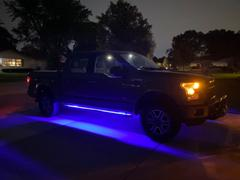 F150LEDs.com 2015 - 2020 Running Board/ Area Premium Lights Review