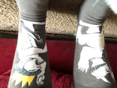 John's Crazy Socks Where The Wild Things Are Socks Unisex Crew Sock Review